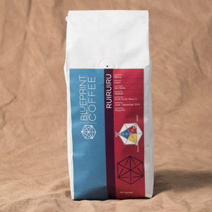 1 bag per month coffee subscription